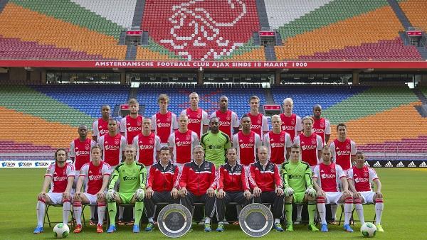Ajax selectie